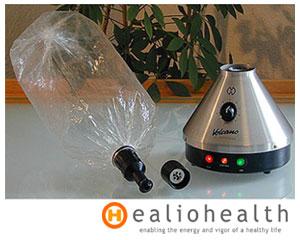 Vaporizer Volcano For Aromatherapy Healiohealth Com