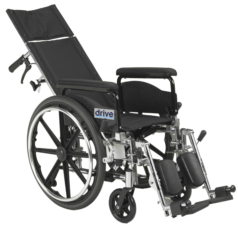 Invacare Reclining Wheelchair
