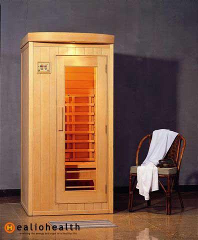 Saunas Portable Infrared Sauna Royal Sauna 2