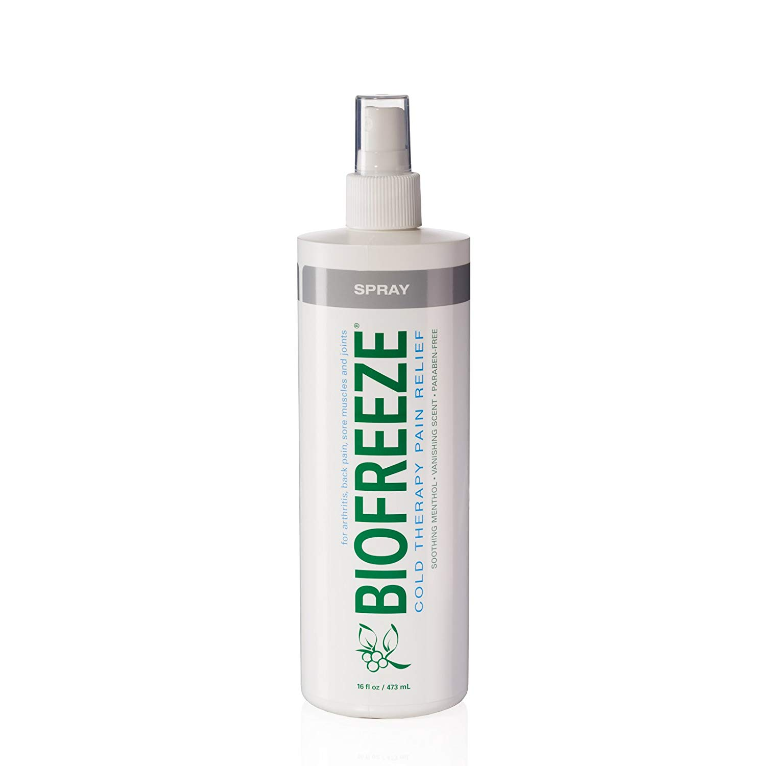 Biofreeze Pain Relief Spray for Arthritis