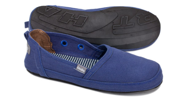 "PANTAI ""beach"" SHOE - Cobalt Blue"