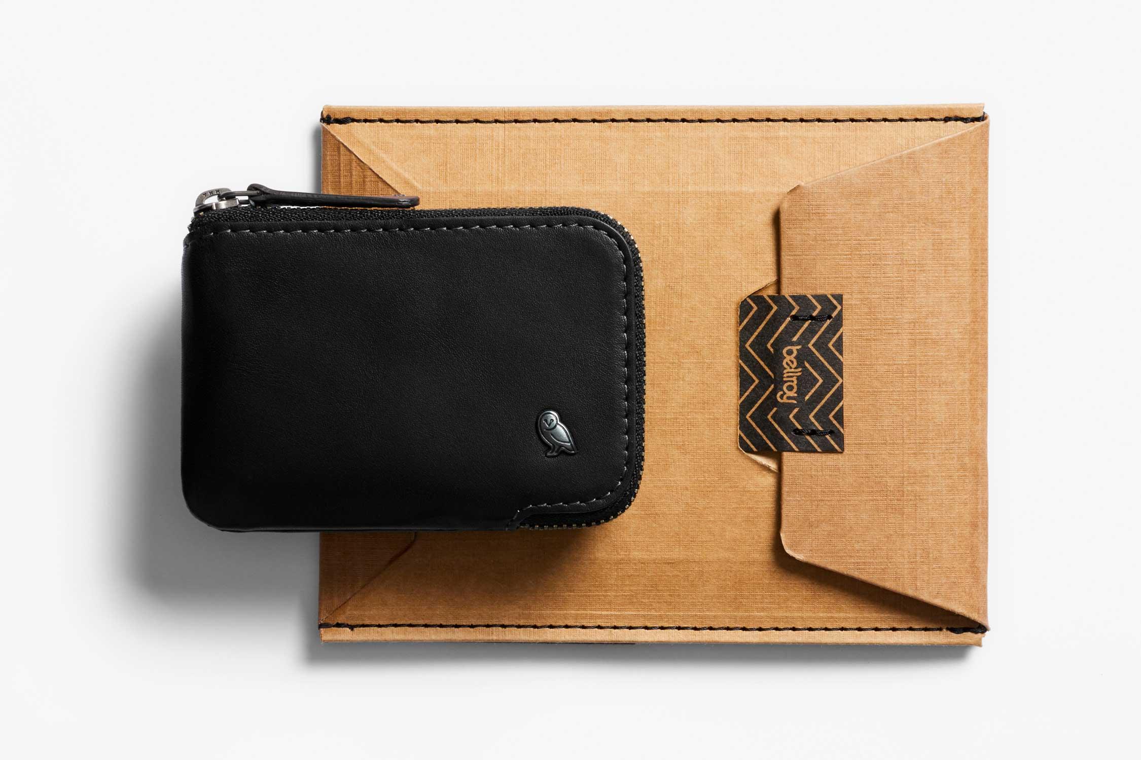05f82d0117 Card Pocket: Slim Leather Card Holder Wallet & Case | Bellroy