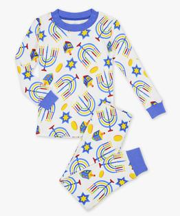 Sara's Prints Long John Pajama