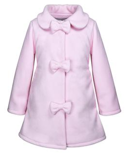 Pretty bow coat