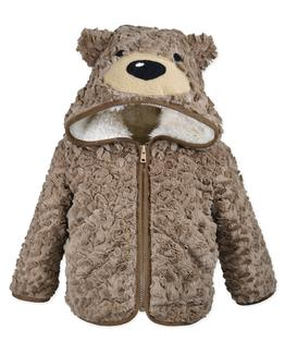 Teddy Hood Jacket
