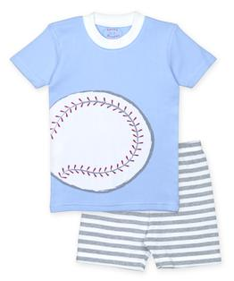 Snug Fit 100% Cotton Short PJ Set