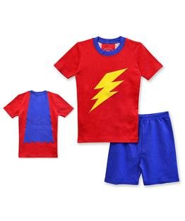 Boys Snug Fit 100% Cotton Short Set