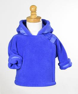 Warmplus Fleece Favorite Jacket, Wrap Close, Hood