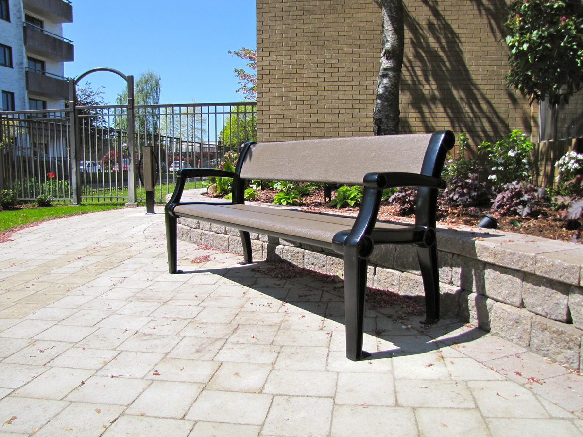 Kingsey Park Bench