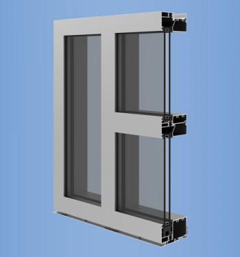 Window Wall System