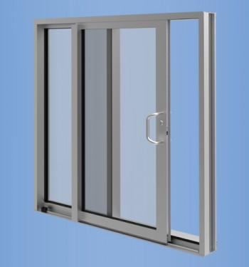 Commercial Sliding Door
