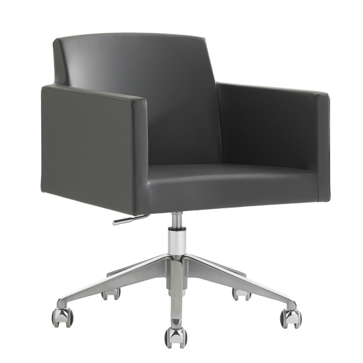 Chair With Metal