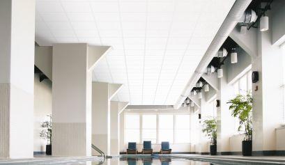Aquarock Gypsum Ceilings