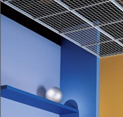 Open-Cell Ceiling Panels