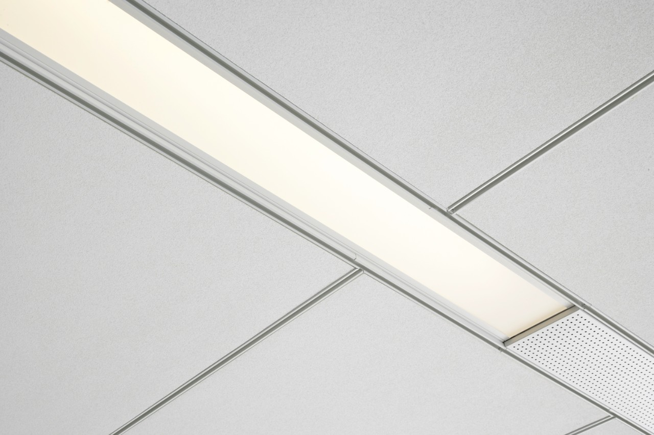 INTEGRATED CEILING SYSTEM