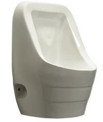Urinal with Jetrinse