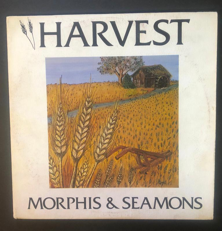 1977 Harvest Morphis & Seamons 2 Double LP QRS-1001 Comes with a CD Transfer Bob Morphis John Wabi Quest Records Agoura Hills California