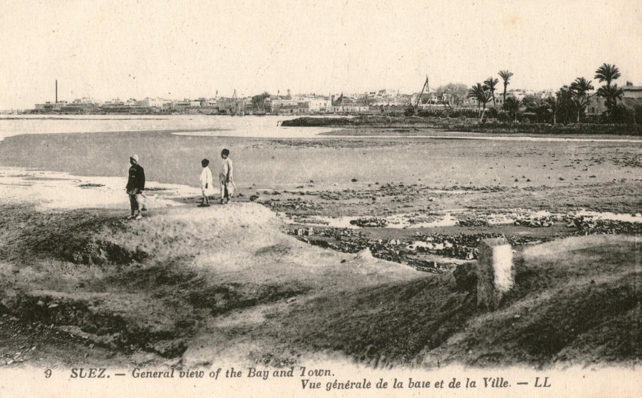 Arthur Streeton -19th Century Untitled Boat Scene, Cairo