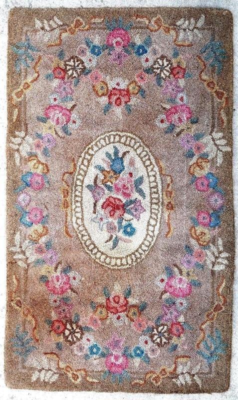 Chinese rug 1950