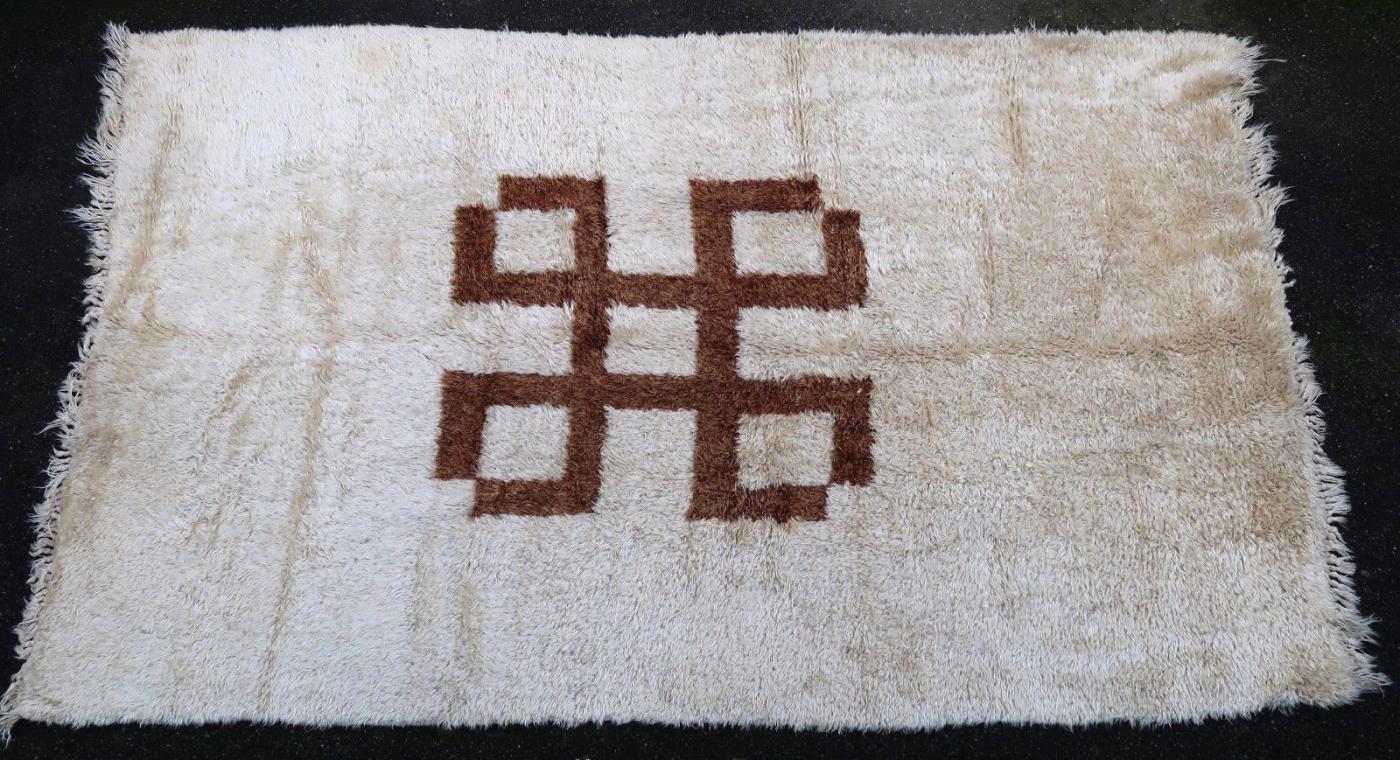 Malagasy rug 1970