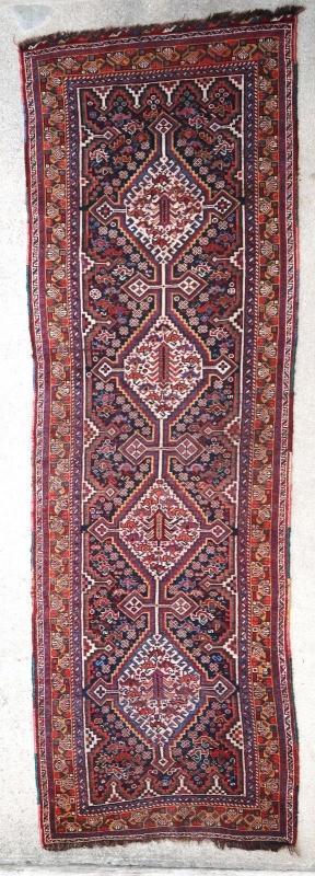 Persian rug Ghashghai/Shiraz 1900