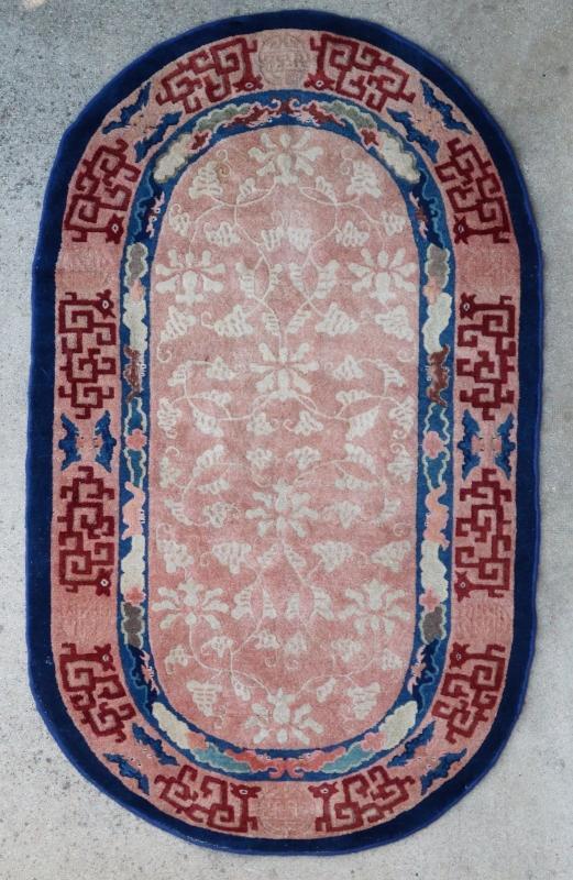 Chinese rug Pekin 1900