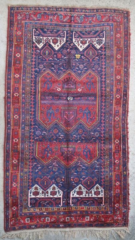 Persian/Kurdish rug 1950