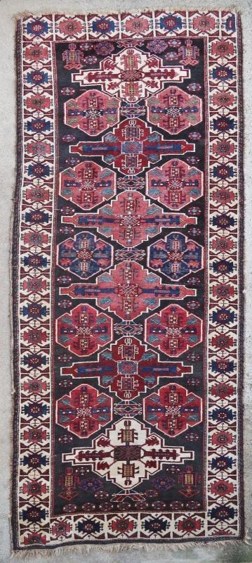 Persian/Kurdish rug 1900