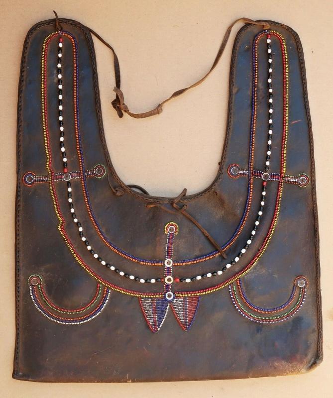 East African bag Maasai 1950