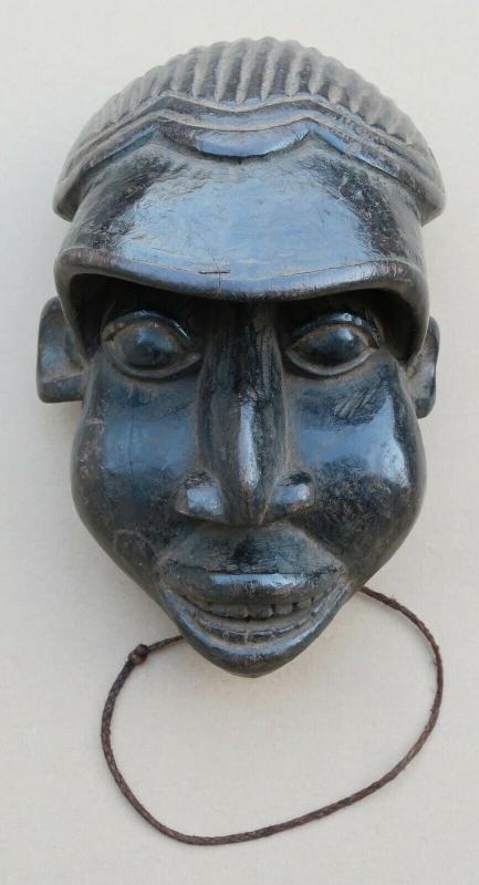 Cameroonian mask Bamileke