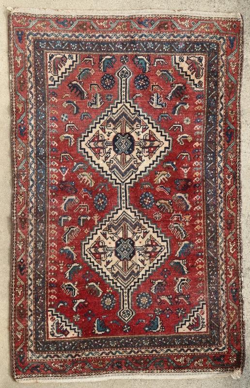 Persian rug 1900