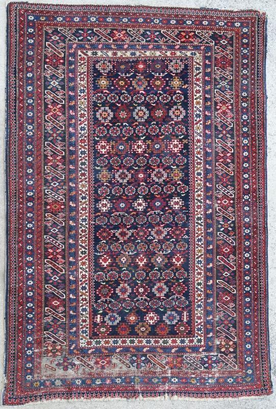 Caucasian rug 1900