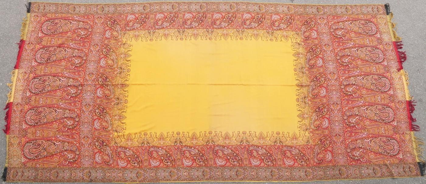 French textile Lyon 1900