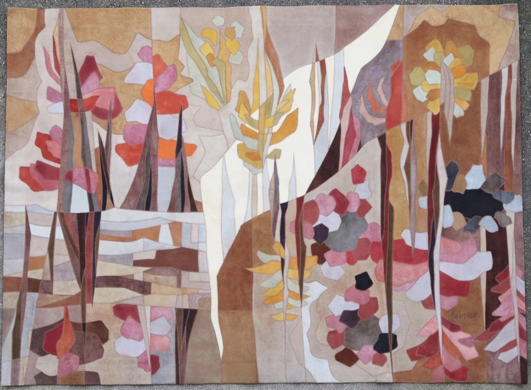 French tapestry Fabrice