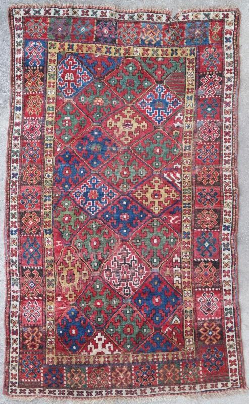 Anatolian rug 1900
