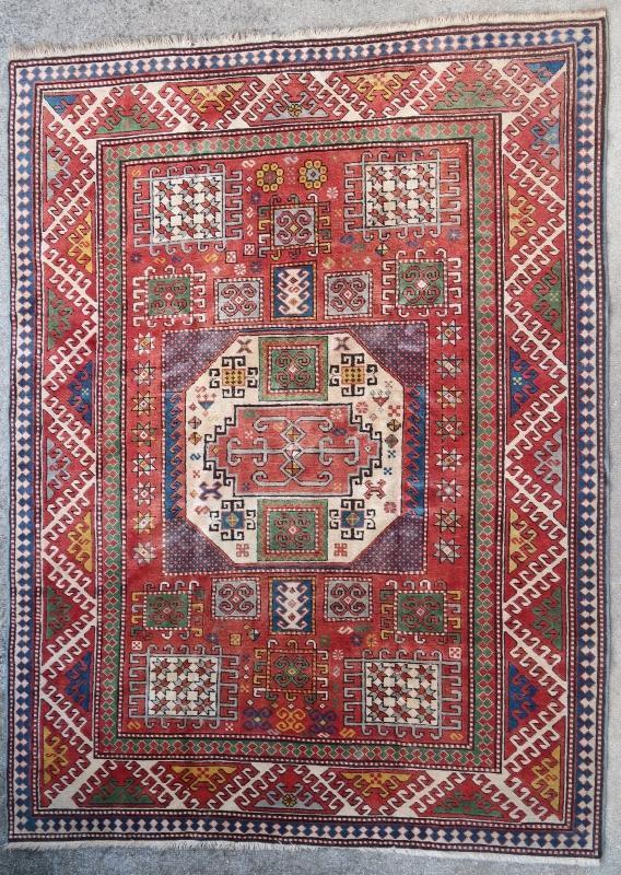 Turkish rug 1980
