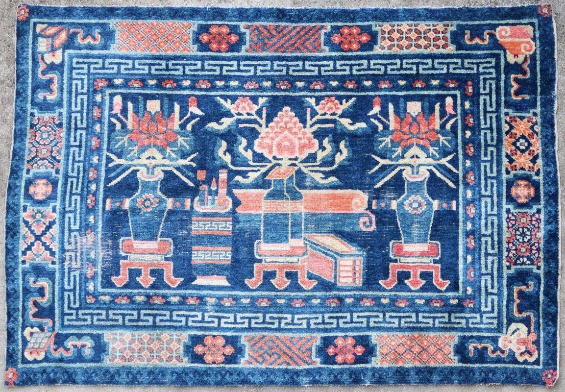 Chinese rug 1900