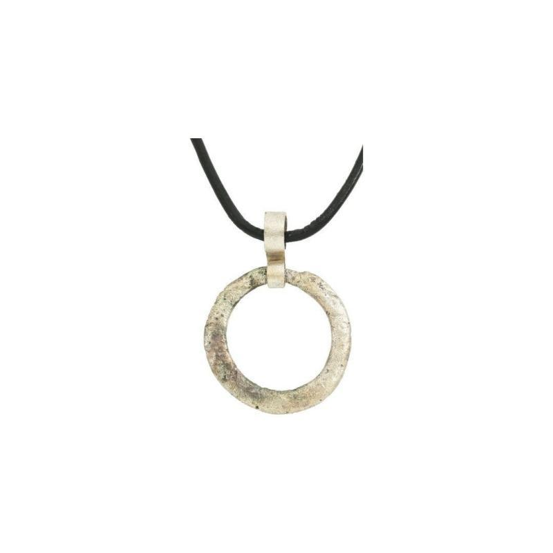 Viking Protective Brooch Necklace, 10th Century AD