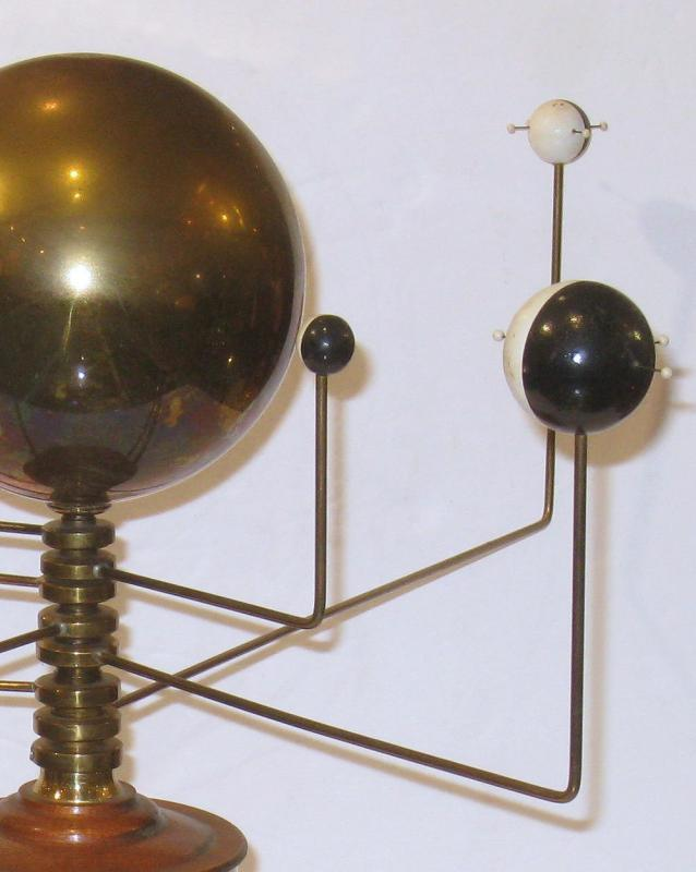 Orrery Mechanical Planetarium by Van Cort Instruments