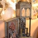Orientalist Austrian Figurative Table Lamp