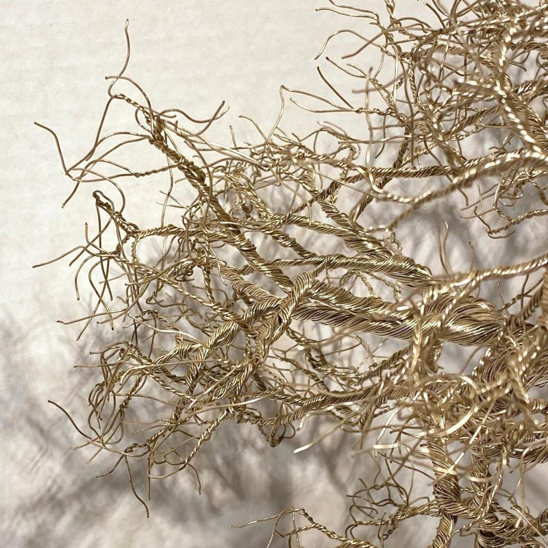 Tree of Life Wire Sculpture by Neumann
