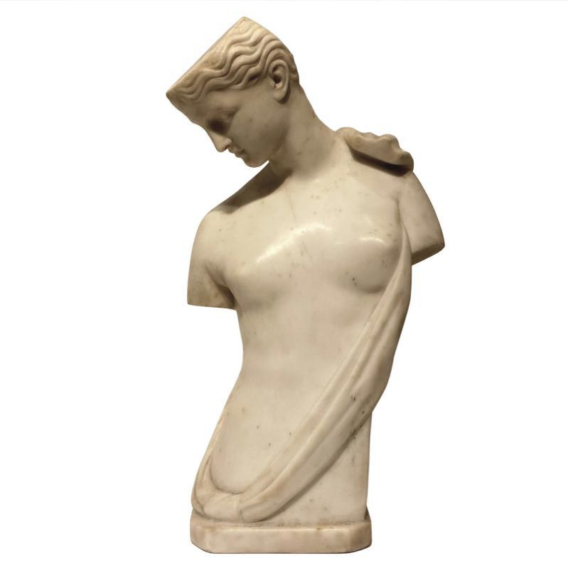 Psyche of Capua Grand Tour Marble Sculpture
