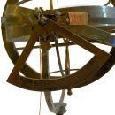 Islamic or Persian Bronze Astrolabe with Quadrant