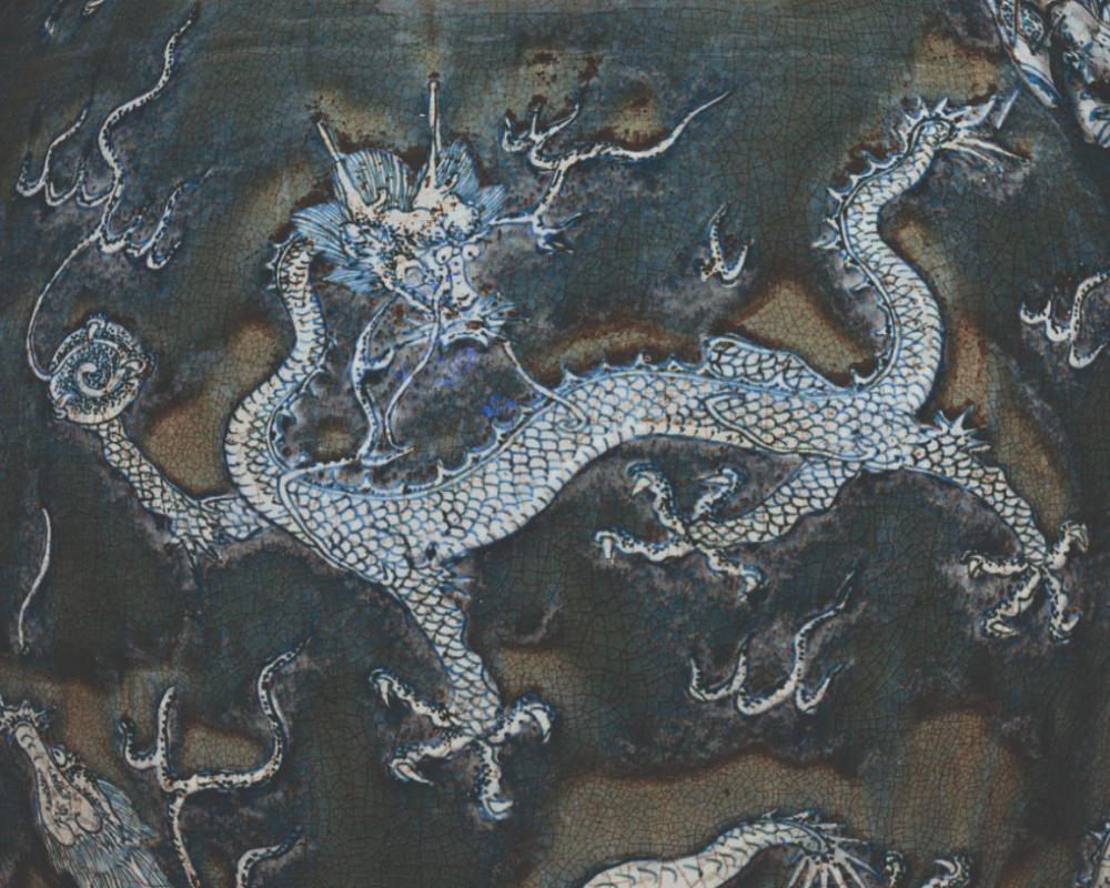 French Ormolu Bronze Mounted Chinese Porcelain Vase