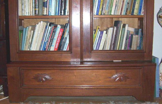 Antique American Eastlake Bookcase