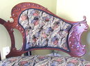 Victorian or Art Nouveau Ladies Parlour Chair