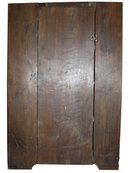 Antique Rustic Country Cabinet Cupboard
