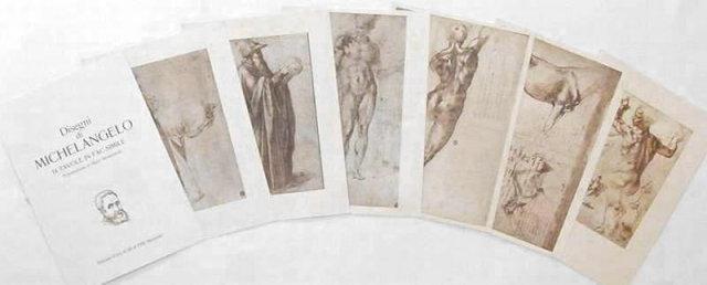7000 Michelangelo Prints from 1970 Ltd. Ed.
