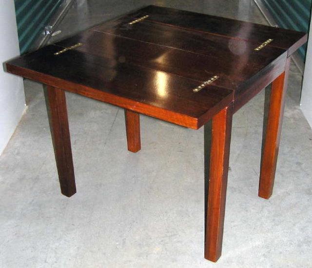 Austrian Art Deco Mahogany Cocktail or Coffee Table