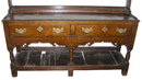 Antique Welsh Oak Dresser Sideboard